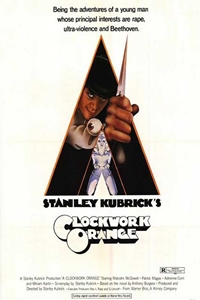 Poster of A Clockwork Orange