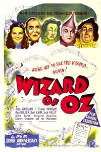 Wizard of Oz (1939), The 80th Anniversary Poster