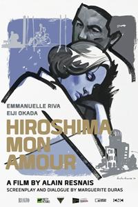 Poster for Hiroshima, My Love (Hiroshima Mon Amour)