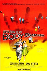 Poster for Invasion of the Body Snatchers (1956)