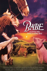Poster of Babe (1995)