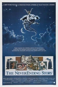 Poster of The Neverending Story