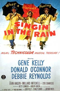 Poster of Singin' in the Rain (1952)