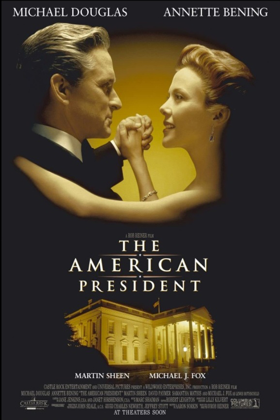 The American President (Free Screening) Poster