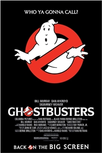 Still of Ghostbusters (1984)