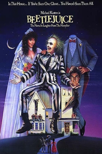 Poster of Beetlejuice