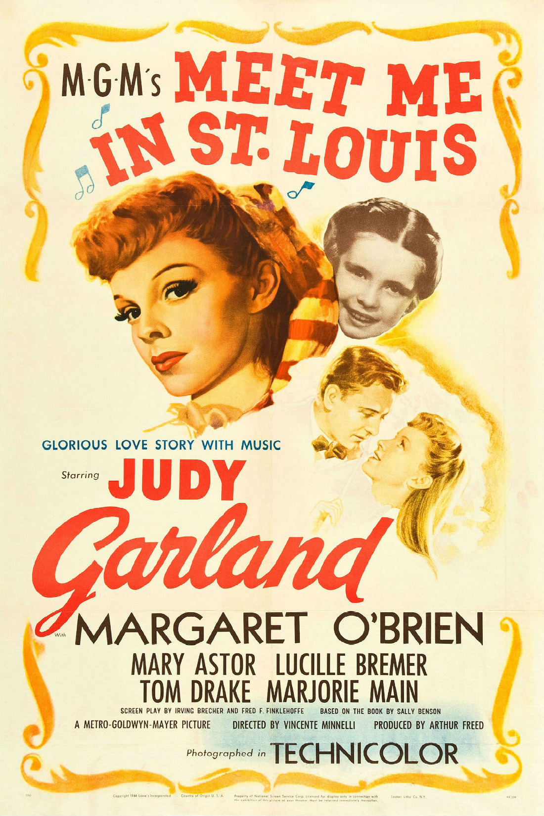 Still of Meet Me in St. Louis (1944)