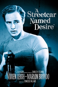 Poster for Streetcar Named Desire (1951), A