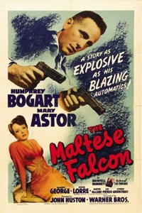 Poster of The Maltese Falcon (1941)