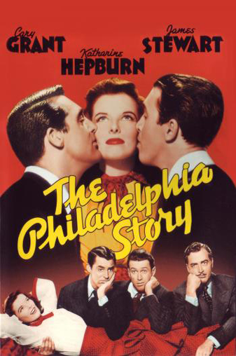 Poster of The Philadelphia Story (1940)