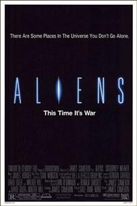 Poster of Aliens