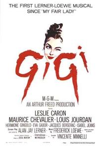 Poster of Gigi (1958)