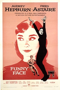Funny Face Poster
