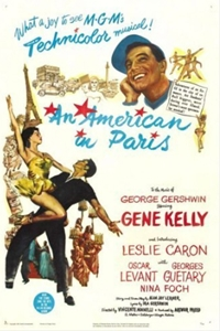 Poster of An American in Paris (1951)