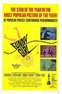 Poster of Funny Girl