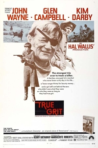 Poster of True Grit (1969)
