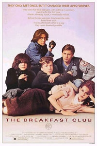 Poster of The Breakfast Club (1985)