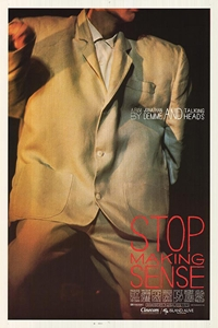 Poster for Stop Making Sense
