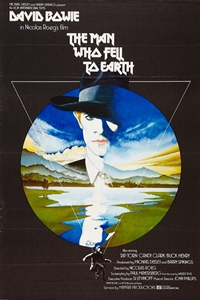 Poster of Man Who Fell to Earth, The