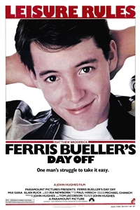Poster for Ferris Bueller's Day Off