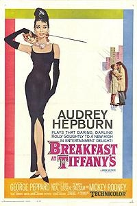 Poster ofBreakfast at Tiffany's
