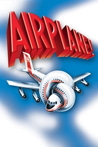 Poster of Airplane!