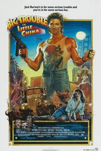 Poster ofBig Trouble in Little China