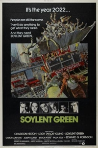 Poster for Soylent Green