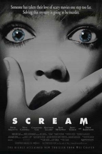 Poster of Scream (1996)