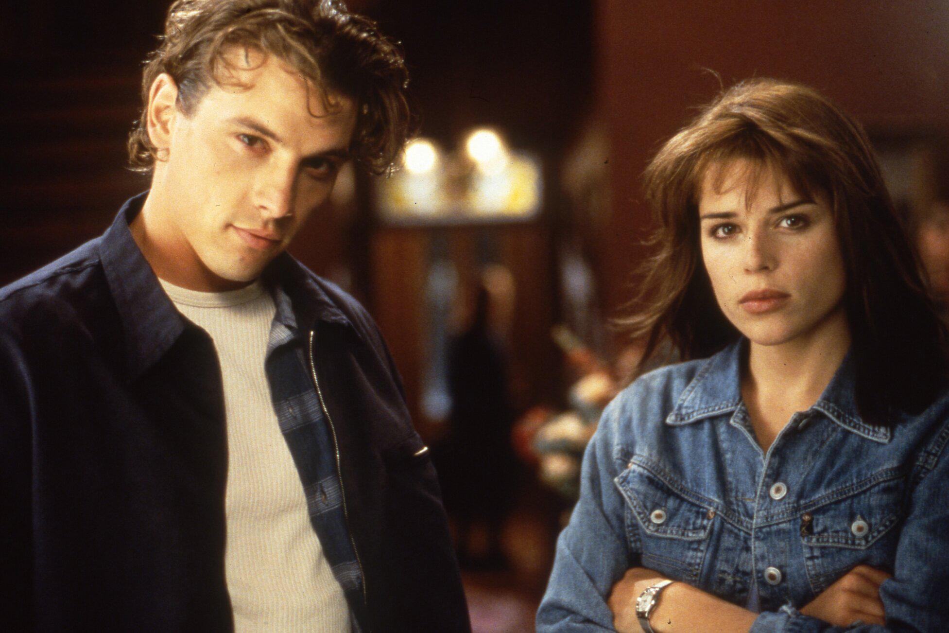 Still 1 for Scream (1996)