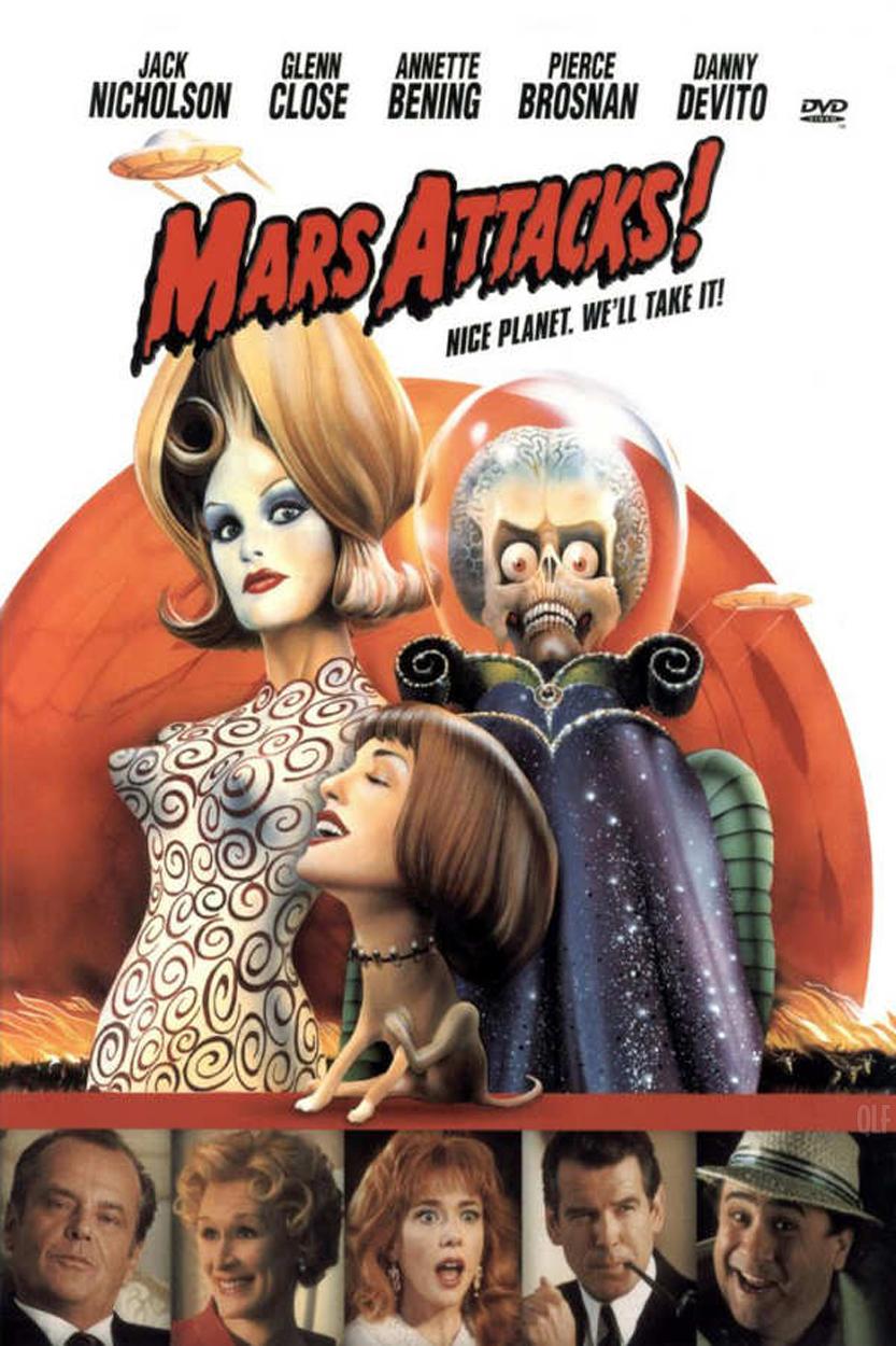 Mars Attacks! - 25th Anniversary Screening!