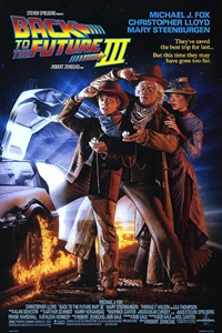 Poster ofBack to the Future: Part III