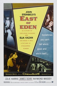 Poster for East of Eden (1955)