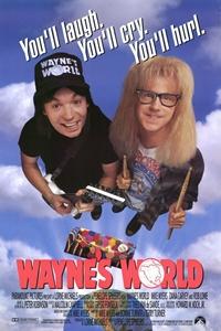 Poster of Wayne's World