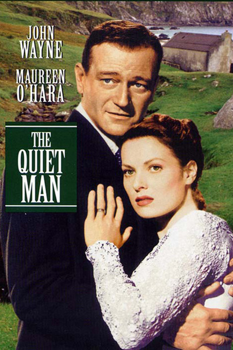 Quiet Man,The Poster