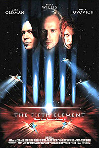 Poster of Fifth Element, The