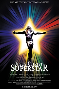Poster of Jesus Christ Superstar
