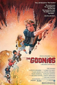 Poster of The Goonies * Special $5 Feature *