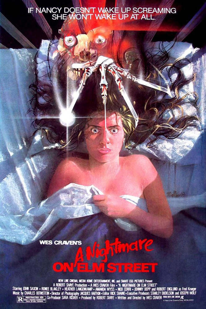 DRIVE IN: A Nightmare on Elm Street Poster