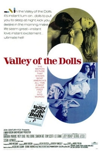 Poster for Valley of the Dolls