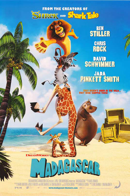 Still of Madagascar (2005)