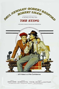 Poster for The Sting