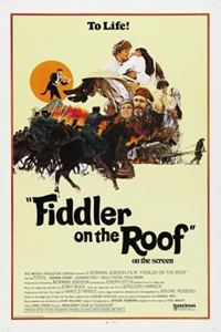Poster of Fiddler on the Roof