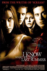 Poster of I Know What You Did Last Summer (1997)