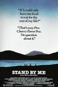 Poster for Stand By Me