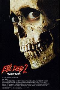 Evil Dead 2 Poster