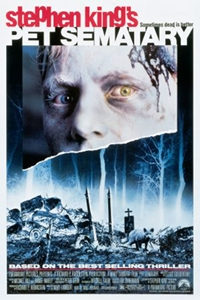 Poster of Pet Sematary (1989)