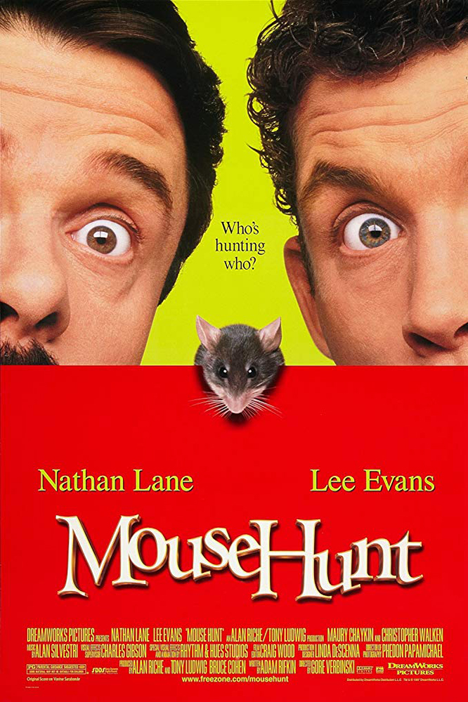 Poster of Mouse Hunt