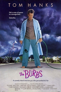Poster for 'Burbs, The