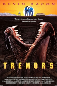 Poster of Tremors (1990)